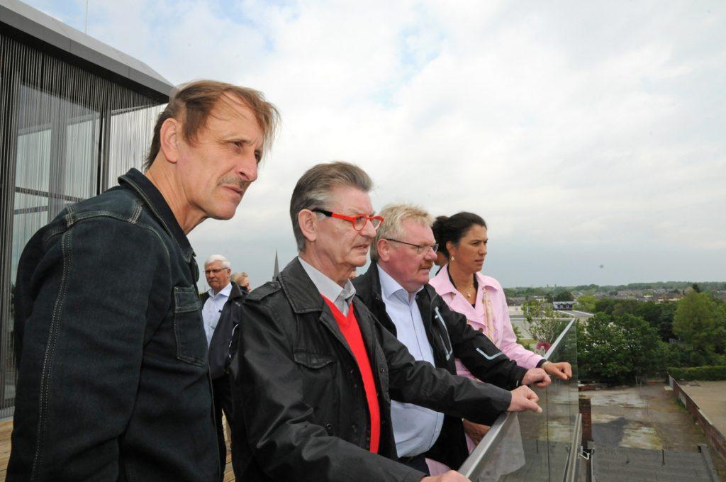 Besuch Norbert Römer in Bocholt