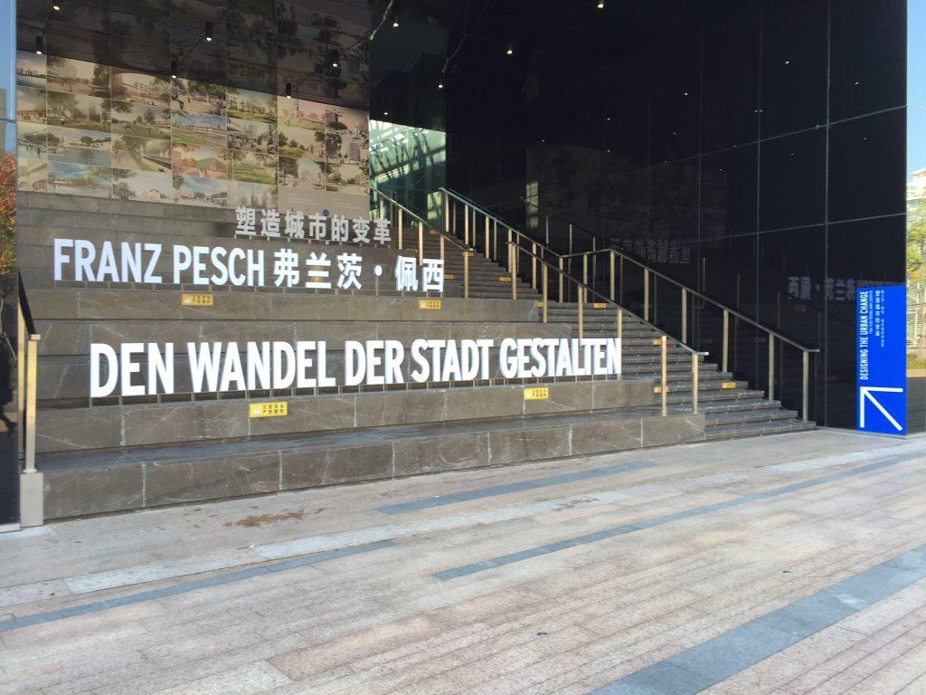 Franz Pesch - Den Wandel der Stadt gestalten